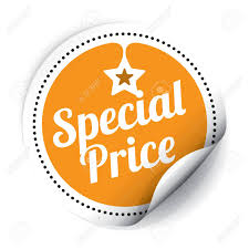 Special Price Sticker And Tag. Stock Photo, Picture And Royalty ...