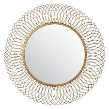 round mirrors you ll love wayfair co uk