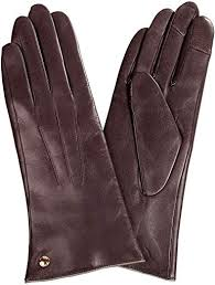 com leather gloves leather