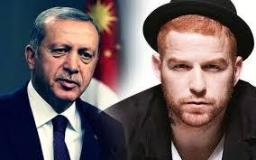 Gökhan Özoğuz, Erdoğan'ın videosu'nu paylaşıp