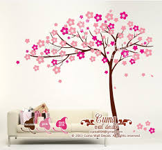 Girl Wall Decal Tree Sticker Nature Tree By Cuma Wall Decals On Zibbet