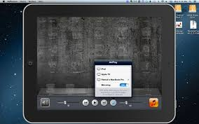 how to use airplay mirroring from ipad
