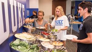 sports nutrition duke university