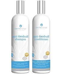 organic dandruff shoo and