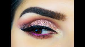 rose gold eyeshadow tutorial sal qu