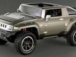 Hummer electric SUV being planned for ...