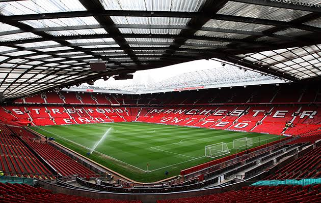 Image result for manchester united old trafford""
