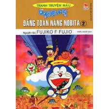 Sách - Doraemon Tranh Truyện Màu - Đấng Toàn Năng Nobita - Tập 2 ...