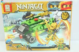 Đồ chơi lắp ráp xếp hình Ninja – Ngôi nhà đồ chơi
