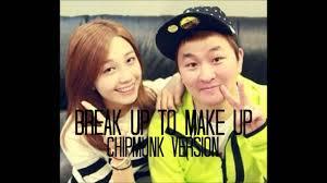 huh gak jung eunji a pink break