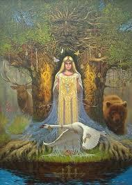 Lคร. ๓ยןєгєร. ςєltคร. druidas sacerdotisa | Wicca y Paganismo Amino