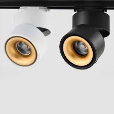 Dbf] 15W 12W 10W 7W 360 Góc Điều Chỉnh Âm Trần Đường Sắt Đèn LED ...