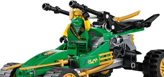 71700 lego ninjago JUNGLE RAIDER 127 pieces Age 7 Ans swaales.org.ls