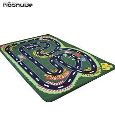 Car Road Baby Playmat Soft Floor Play Mats Crawling Mat Kids Rugs Nursery Boys Room Decoration Children S Carpet Play Mats Aliexpress