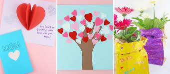 kids handmade valentine day gift ideas