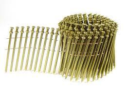duplex coil nail double headed nails