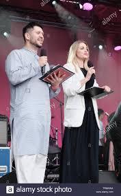 Dr Myriam Francois and Abdullah Afzal host the Eid Festival 2019 ...