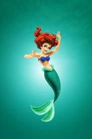 50 little mermaid wallpaper iphone on