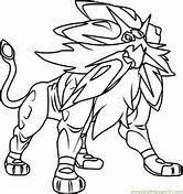 Pokemon Sun And Moon Coloring Pages Bing Images Pokemon