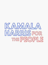 Amazon Com Kamala Harris For The People Window Decal Vinyl Bumper Sticker 5 Automotive