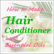 natural hair conditioner recipes