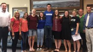 BYU Management Society chapter honors high school grads with scholarships –  Cedar City News