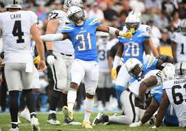 Los Angeles Chargers: Adrian Phillips ready to make Pro Bowl debut