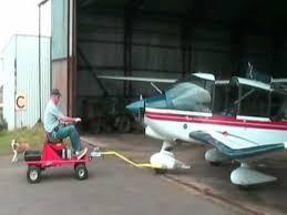 aircraft tug you