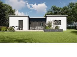 maison neuve terrain 4 pièces 85 m²