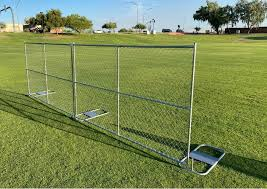 Portable Chain Link Fence Portable Chain Link Fence Panels