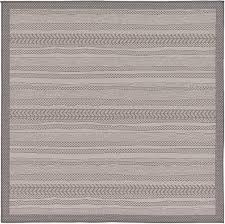 outdoor border square rug area rugs