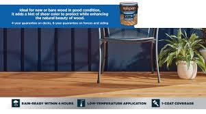 Valspar Pre Tinted Cedar Naturaltone Transparent Exterior Stain And Sealer Quart In The Exterior Stains Department At Lowes Com