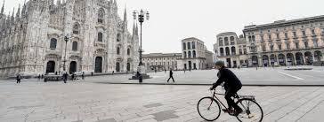 Resultado de imagen para italia sin gente