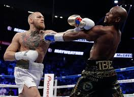 Floyd Mayweather vs. Conor McGregor ...
