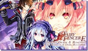 Fairy Fencer F Trophy Guide Roadmap Playstationtrophies Org