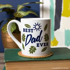 Father S Day Mug Decals Lia Griffith