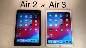 iPad Air 3 vs iPad Air 2 Speed Test Comparison - YouTube