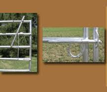 Noble Panels Bowgates Swing Gates