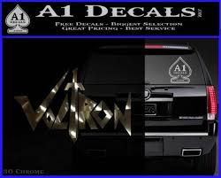 Voltron Decal Sticker Wide A1 Decals