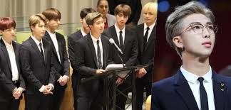 bts s leader and his inspired and influential quotes