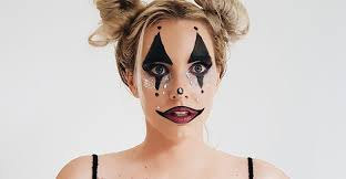 glam o ween relatively easy clown