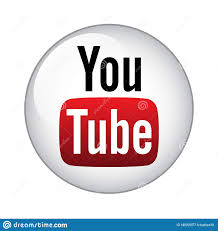 Youtube icon logo editorial photography. Illustration of buttons ...