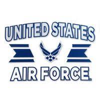 Air Force Parent Decal