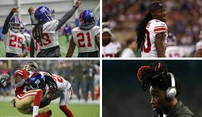 Are Janoris Jenkins, B.W. Webb really twins? Giants in dreadlocks create  confusion for teammates, loved ones, film room - nj.com