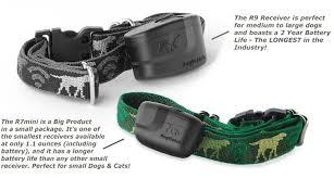 Receiver Collars Replacement Batteries Dogwatch Hidden Fences