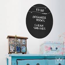 Modern To Do List Write Chalkboard Vinyl Wall Decal Graphic Kitchen Wallternatives