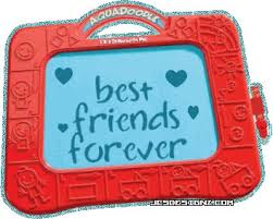 best friends forever sticker gif gfycat