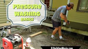 Pressure Washing Basics Cleaning With House Wash From Krud Kutter