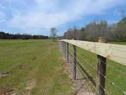 Double J Fencing Quality Fence Construction Livestock Fence Double J Fencing