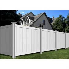 Amazon Com Wambam Fence Steady Freddy 6 Ft X 7 Ft Wide White Vinyl Privacy Vinyl Fence Panels Vinyl Fence Vinyl Privacy Fence